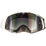 Gafas Cross MT MX-EVO Stripes Negro Blanco