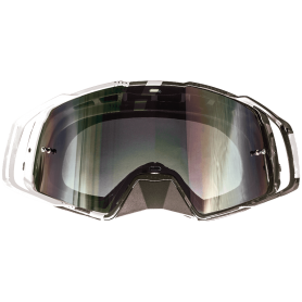 Gafas Cross MT MX-EVO Stripes Negro Blanco