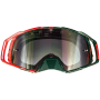 Gafas Cross MT MX-EVO Stripes Negro Rojo