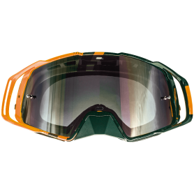 Gafas Cross MT MX-EVO Stripes Negro Naranja