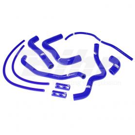 Kit manguitos refrigeración Aprilia RSV Tuono R 1000 06-10 APR-3 Azul