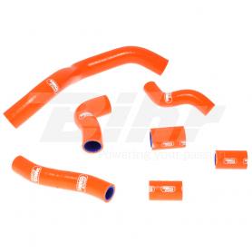 Kit manguitos refrigeración KTM Adventure 990 05-13 KTM-13 Naranja