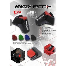 Protector de Motor Suzuki Gsxr 600 04-05 Pelacrash Factory