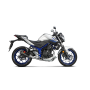 Escape Yamaha MT-03 / YZF-R3 Akrapovic Racing Carbono