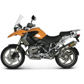 Silencioso Akrapovic BMW R 1200 GS 04-09 Titanio Slip-on Line