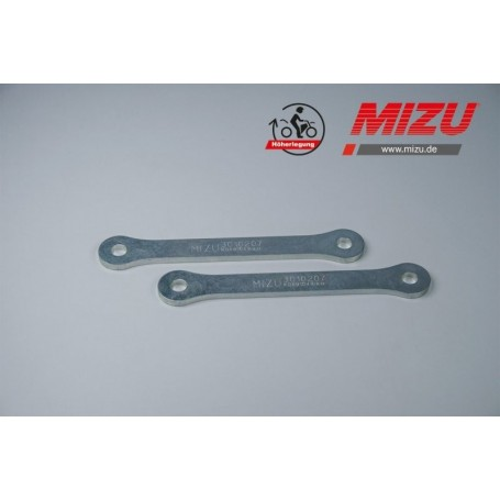 Kit para subir altura YAMAHA MT-09 / Tracer 900 (17-) [RN43] Mizu +25mm trasera