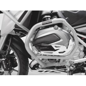 DEFENSA MOTOR INFERIOR BMW R1200GS 2013 SW-MOTECH PLATA