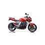 Escape Kawasaki Z1000 03-06 Ixil Xove Hexoval Xtrem Black (2-1 System)