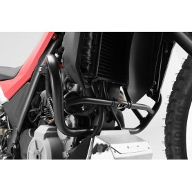 Defensas de motor Husqvarna TR 650 Terra / Strada 2013- SW-MOTECH Negro