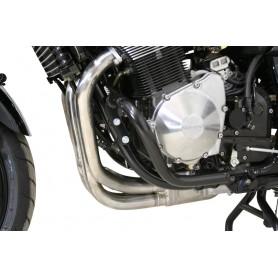 Defensas de motor Suzuki GSF 600/600S/1200/1200S Bandit SW-MOTECH Negro