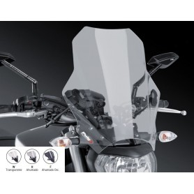 CÚPULA DUCATI MONSTER 1100 2009-10 Modelo Bat Puig