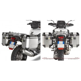 Sistema de Maletas Laterales Honda Crosstourer 1200 Givi Outback