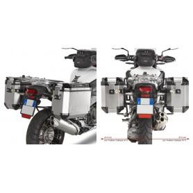 Sistema de Maletas Laterales Honda Crosstourer 1200 Givi Outback 12-17