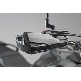 Cubremanos Honda CRF1000L Africa Twin 2016- SW-MOTECH KOBRA NEGRO