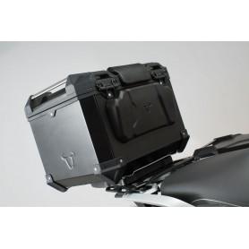 Respaldos de pasajero maleta TRAX ADV Negro