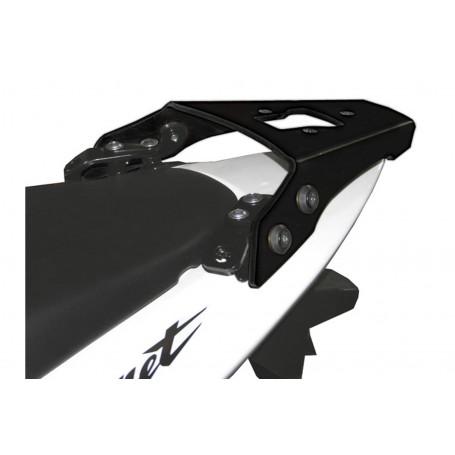 Soporte maleta trasera HONDA CB600F / CB600S 1998-06 ALU-RACK Negro