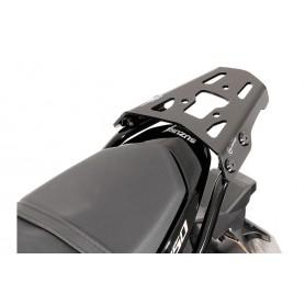 Soporte maleta trasera Suzuki GSR 750 2011- ALU-RACK SW-Motech Negro