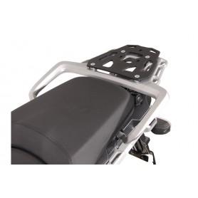 Soporte maleta trasera Triumph Tiger 1200 Explorer 2011- ALU-RACK Negro