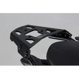 Soporte maleta trasera Ducati Monster 821 / 1200 2014- ALU-RACK Negro