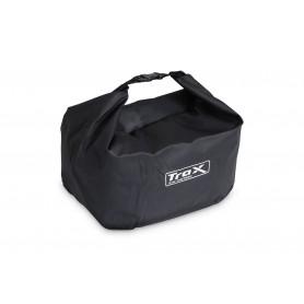 Bolsa impermeable TRAX para maleta superior SW-MOTECH Lona negro
