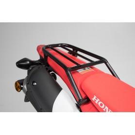 Soporte trasero tubular para Honda CRF250L (2012-)/ Rallye (2017-) Negro SW-MOTECH