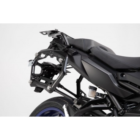 Soportes laterales PRO Yamaha MT-09 Tracer/ Tracer 900GT 2018- Negro