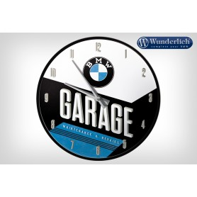 Reloj de pared BMW Garage Nostalgic Art Wunderlich 25320-100