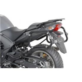 Soportes maletas laterales Honda CBF 600 SW-MOTECH EVO Negro
