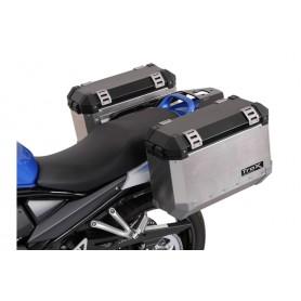 Soportes maletas laterales Suzuki GSF650/650S/1200/1250,GSX650/1250F EVO