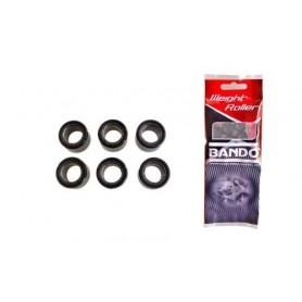 Rodillos de Variador Ø.19x15,5 5,3 gr Bando 6 piezas