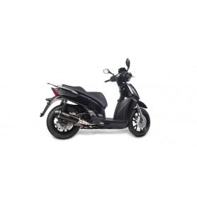 Escape Kymco People 125 Black carbon Maxiscooter 4T Yasuni