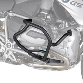 DEFENSA MOTOR INFERIOR BMW R1200GS 2013 KAPPA NEGRO