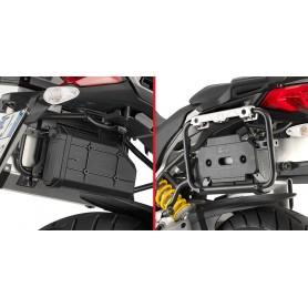 Kit especifico Kawasaki Versys 1000 17- para montar el Givi S250