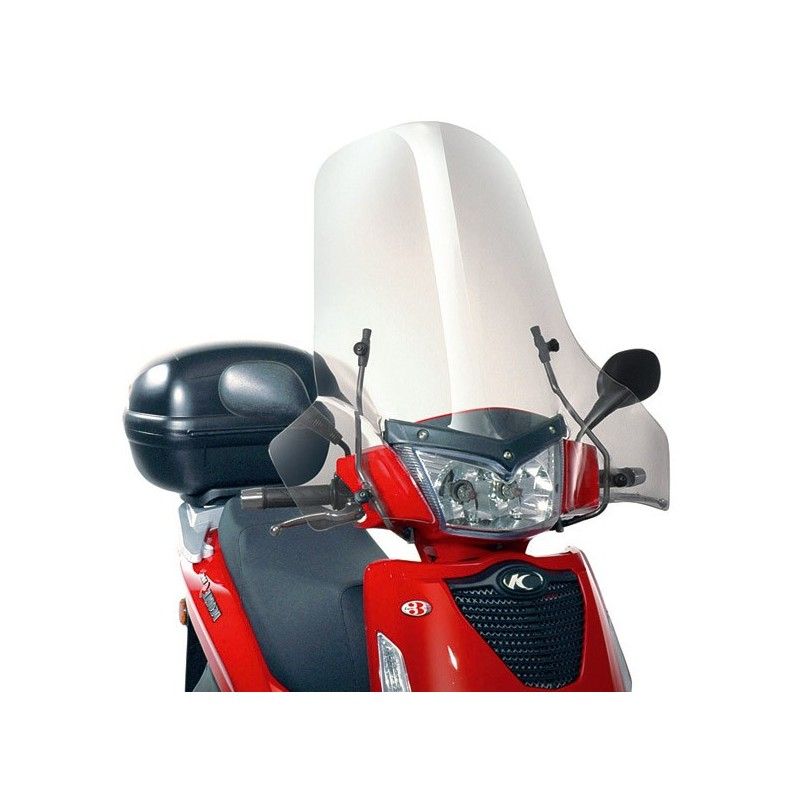 CUPULA GIVI KYMCO PEOPLE S 50-125-200 05>10