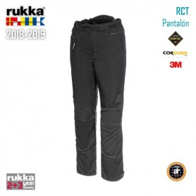 Pantalón RUKKA RCT Gore-Tex C3 Largo Negro Invierno