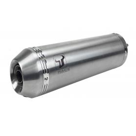 ESCAPE HONDA CB 1000 R HORNET 08-16 IXRACE NEW PURE INOX Homologado