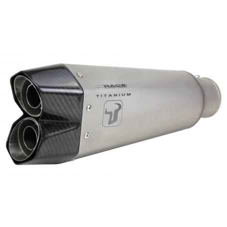 ESCAPE KTM DUKE 125 11-16 IXRACE M10 SERIES TITANIUM Homologado