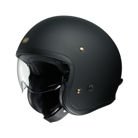 Casco SHOEI JO Negro Mate Jet
