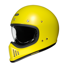 Casco SHOEI ExZero Amarillo Integral