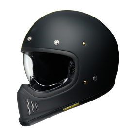 Casco SHOEI ExZero Negro Mate Integral