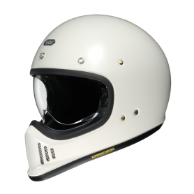 Casco SHOEI ExZero Blanco Roto Integral
