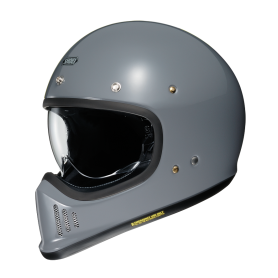 Casco SHOEI ExZero Gris Basalto Integral