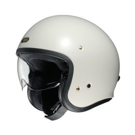 Casco Shoei JO Blanco Roto Jet