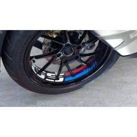 Cintas decorativas llantas para BMW R 1200 GS 13-18 Puig