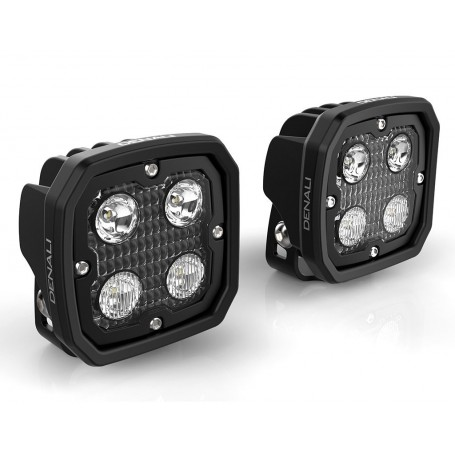 Kit faros auxiliares D4 LED DENALI