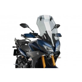 Cúpula Yamaha Tracer 900 / GT 2018- Puig Touring con visera