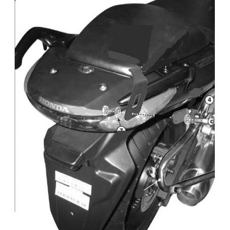 Kit Montaje Soporte Givi sin Monorack Honda CBF500/CBF600/CBF1000