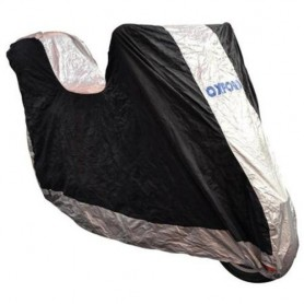 FUNDA PARA MOTO CON MALETA OXFORD AQUATEX 100% IMPERMEABLE XL
