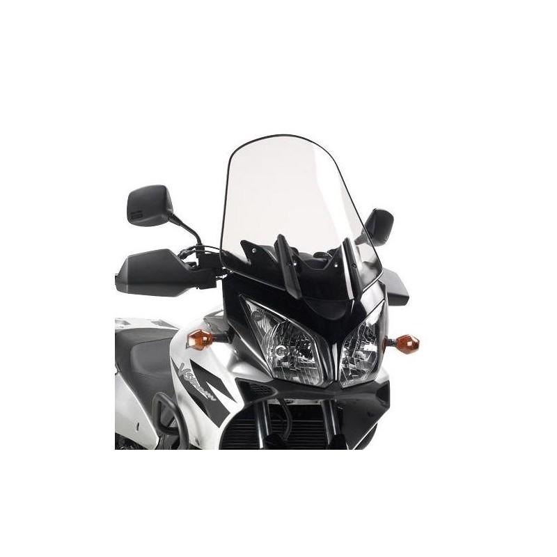 Cupula Givi Suzuki V-Strom DL 650 04-11 18 cm mas Alta