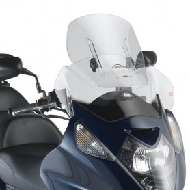 CUPULA GIVI HONDA SILVER WING 400 EXTENSIBLE AIRFLOW